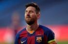 Steve McManaman: 'Messi bỏ cuộc, anh ấy đã thất bại trước Alaba'
