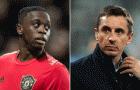 'Quái thú' Man Utd yếu kém, Neville lập tức hiến kế