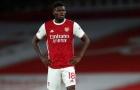 Partey chỉ cách giúp Arsenal đánh bại Man United