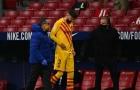 Nhận thất bại, Barcelona 'run rẩy' chờ tin từ trụ cột