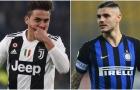 Juventus - PSG thực hiện cuộc trao đổi chấn động