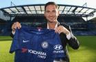 'Ngoài cậu ấy ra, chẳng còn ai khác muốn đến Chelsea'