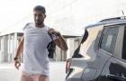 Emre Can hì hục chạy trong ngày hội quân tại Juventus