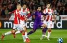 Liverpool vấp ngã, vẫn có 1 cầu thủ được CĐV bảo vệ