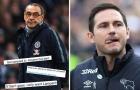 NÓNG: Lampard ra quyết định việc ngồi 'ghế nóng' Chelsea thay Sarri