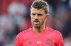 Michael Carrick bí mật tìm hiểu mục tiêu của HLV Solskjaer cho Man Utd