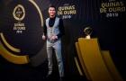 NHM Bồ Đào Nha: 'Ronaldo đã cướp danh hiệu của cậu ta'