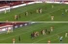 'Pepe luôn luôn ở lại sân tập sau cùng để luyện kỹ năng đó'