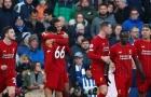 Hay nhất tháng 11, CĐV Liverpool lựa chọn 'khó tin'