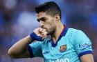 Suarez đã tính đến chuyện rời Barcelona