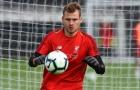 HLV thủ môn Liverpool nói lời thật lòng về Simon Mignolet