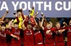 Đây, cách các ''măng non'' Liverpool lấy cảm hứng từ đội một