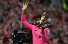 """Cựu thủ thành Liverpool nói về đàn em: """"Cậu ấy thật xuất sắc''"""