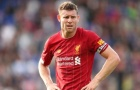 Đội phó Liverpool: 'Màn trình diễn hôm nay không được tốt''