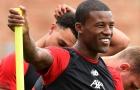 Vừa trở lại sân tập, sao Hà Lan của Liverpool đã muốn ''thêm nữa''