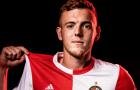 XONG! Thủ quân U23 Liverpool chính thức cập bến Rotterdam
