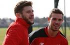 'Đồng đội Liverpool bảo tôi nhìn vào gương Frenkie de Jong'