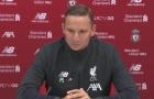 Trước thềm đại chiến với Arsenal, phó tướng Klopp cập nhật tình hình chấn thương