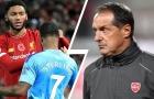 Sao tuyển Anh xô xát, HLV Montenegro không coi là vấn đề