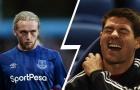 ''Kỷ lục gia'' Everton: ''Tôi muốn được như Steven Gerrard''