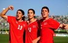 Câu chuyện của Xhaka và Rodriguez - 2 thành viên ''thế hệ vàng'' Thụy Sĩ đến lúc ra đi