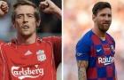 ''Tôi đá với Messi 2 phút và 60 giây, thế là đủ ghi trong sách sử rồi''