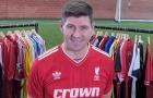 Tiết lộ: Gerrard từng nghĩ đến việc trở thành CĐV Everton!