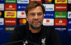 Klopp: 'Nếu Salzburg đánh bại chúng tôi, họ xứng đáng đi tiếp'