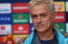 Đấu Bayern không dùng nhiều trụ cột, Mourinho có lo lắng?
