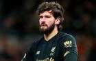 Alisson: 'Liverpool không nghĩ nhiều về kỷ lục, nhưng...'