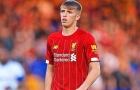 Liverpool chính thức cho mượn thủ môn U23 tới giải hạng 8