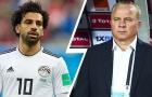HLV Ai Cập: 'Chúng tôi không thể ép Salah tham dự Olympic'