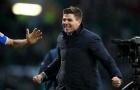 Man City gặp nạn, Steven Gerrard 'thích thú chờ đợi' diễn biến tiếp theo