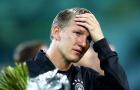'Chiến binh vĩ đại' Schweinsteiger khóc khi chia tay ĐT Đức