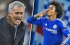 Nguy cho Chelsea: Man United bí mật 'đi đêm' với Willian