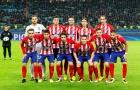 Hàng thủ số một châu Âu, sự khác biệt của Atletico so với Marseille