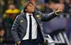 Antonio Conte phản ứng khi bị CĐV la ó: 'Như thế là không tốt'