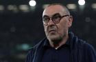 'Người hâm mộ hết tôn trọng Sarri khi ông ấy đến Juventus'