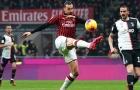 Hòa Juventus cay đắng, AC Milan gặp tổn thất lớn với Ibrahimovic