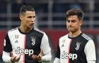"""""""Dybala quá lạc lõng, không thể hỗ trợ Ronaldo"""""""