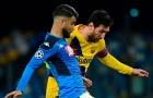 'Thật vinh dự khi được trao đổi áo với Messi'