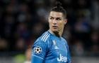 """""""Ronaldo vô hại, không giúp ích gì cho Juventus"""""""