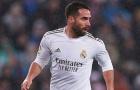 Chia lửa cho Carvajal, Zidane triệu hồi 'cơn lốc biên phải'