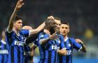 Lukaku và các đồng đội mang tin vui đến cho NHM Inter Milan