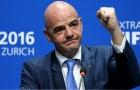 Dịch COVID-19 hoành hành, Chủ tịch FIFA tuyên bố đanh thép