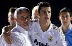 'Mourinho từng suýt làm Ronaldo khóc ở Real Madrid'