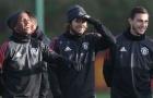 """Inter Milan muốn chiêu mộ cựu sao Man Utd để """"chia lửa"""" với Ashley Young"""