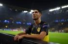 """""""Real có cài 1 điều khoản đặc biệt khi để Hakimi đến Inter"""""""