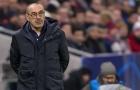 Sarri ra đi, để lại mùa giải tệ nhất 8 năm qua cho Juve