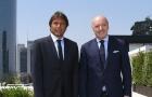 GĐĐH Inter lên tiếng về những lời chỉ trích của Antonio Conte